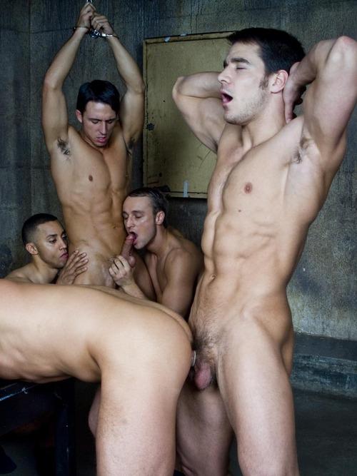 фото геи группа